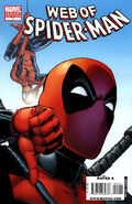 Web of Spider-Man Vol 2 5 Deadpool Variant
