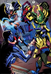 X-Men (Earth-20051) Marvel Adventures Spider-Man Vol 1 59