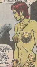 Ivich Williamson (Earth-616) from Beauty & the Beast 4