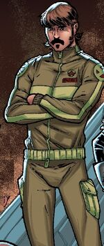 Julio Richter (Earth-616) from Secret Warriors Vol 2 2 001