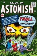 Tales to Astonish Vol 1 21