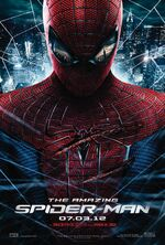 Amazing Spider-Man Film April 2012 Poster