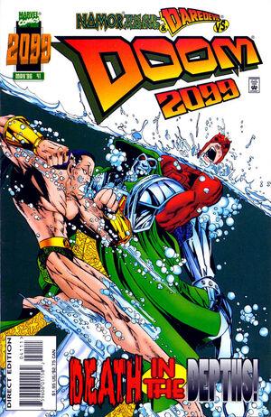 Doom 2099 Vol 1 41