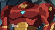 Iron Man Armor (Hulkbuster Armor) (Earth-12041) 001