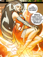 Karnilla (Earth-616) from The Mighty Thor Vol 1 8 001