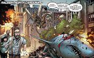 Raleigh from Civil War II X-Men Vol 1 2