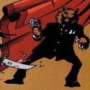 Gerbil (Earth-616) from Spider-Man Get Kraven Vol 1 6 0001