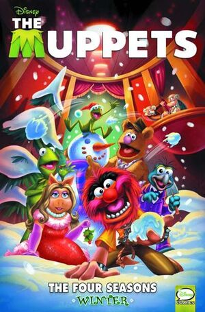 Muppets Vol 1 4 Textless