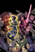 Uncanny X-Men Vol 1 463 Textless