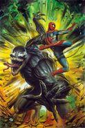Venom Vol 1 150 Forbidden Planet Exclusive Variant Textless