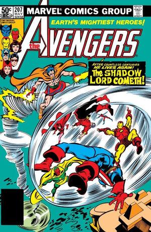 Avengers Vol 1 207