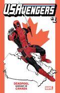 U.S.Avengers Vol 1 1 Canada Variant