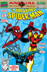 Amazing Spider-Man Annual Vol 1 25