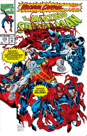 Amazing Spider-Man Vol 1 379