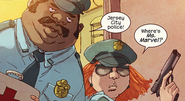 Jersey City Police Department (Earth-616) from Ms. Marvel Vol 3 4 001