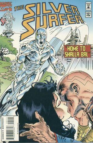 Silver Surfer Vol 3 101