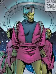 Skrulls (Earth-9997) Universe X Vol 1 0