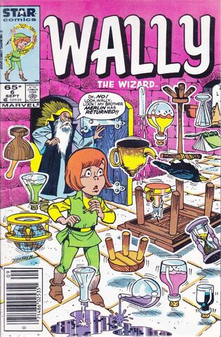 File:Wally the Wizard Vol 1 6 Newsstand.JPG