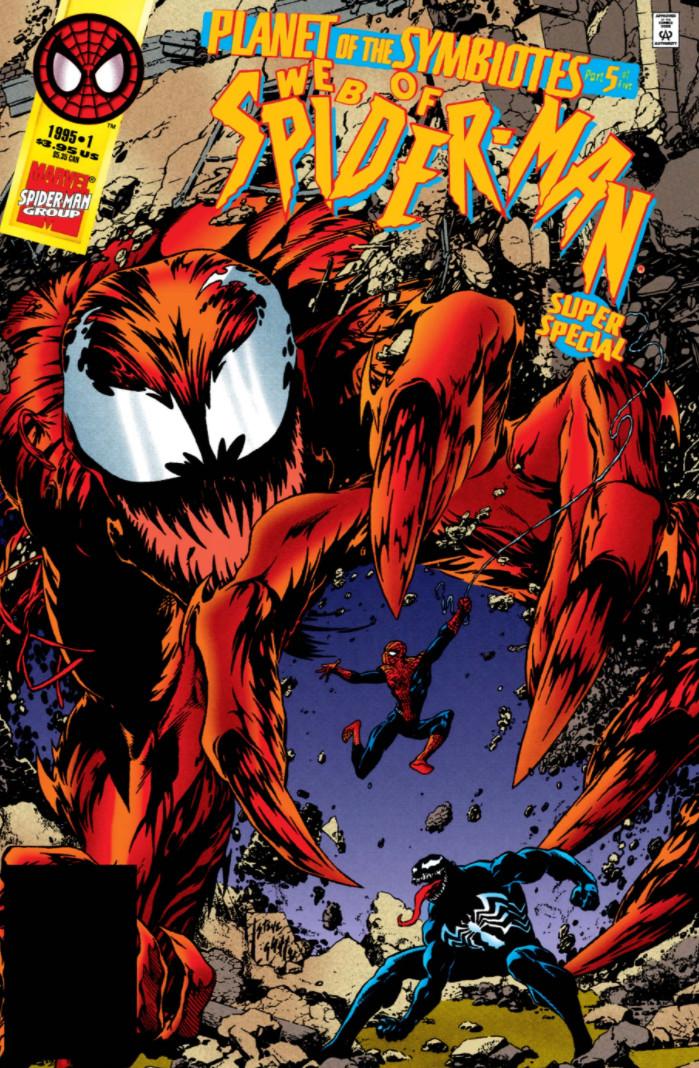 Web Of Spider Man Super Special Vol 1 1 Marvel Database