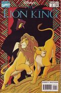 Disney's The Lion King Vol 1 1