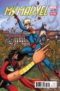 Ms. Marvel Vol 4 13 Divided We Stand Variant