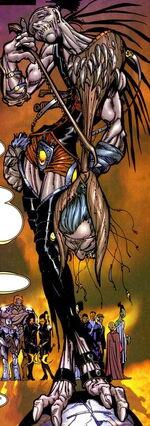 Scribe (Earth-616) from Blade Vampire Hunter Vol 1 2 0001