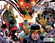 Uncanny X-Men Vol 1 600 McGuinness Wraparound Variant