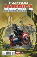 Captain America Vol 7 4 Simone Bianchi Variant