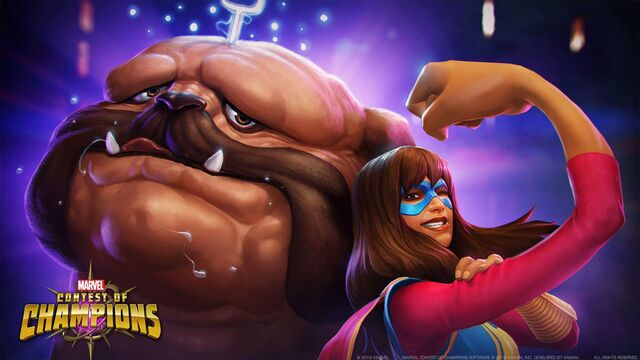 File:Lockjaw (Earth-TRN517) and Kamala Khan (Earth-TRN517) from Marvel Contest of Champions 001.jpg