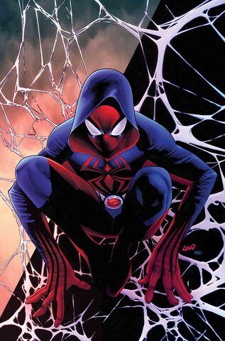 File:Ben Reilly Scarlet Spider Vol 1 1 Land Variant Textless.jpg