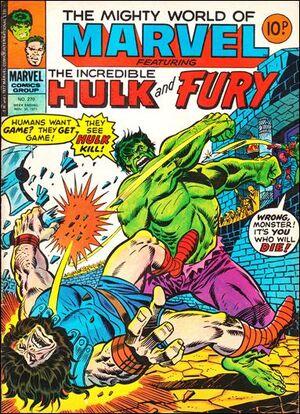 Mighty World of Marvel Vol 1 270