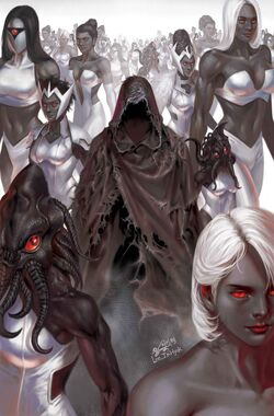 New Avengers Vol 3 31 Textless