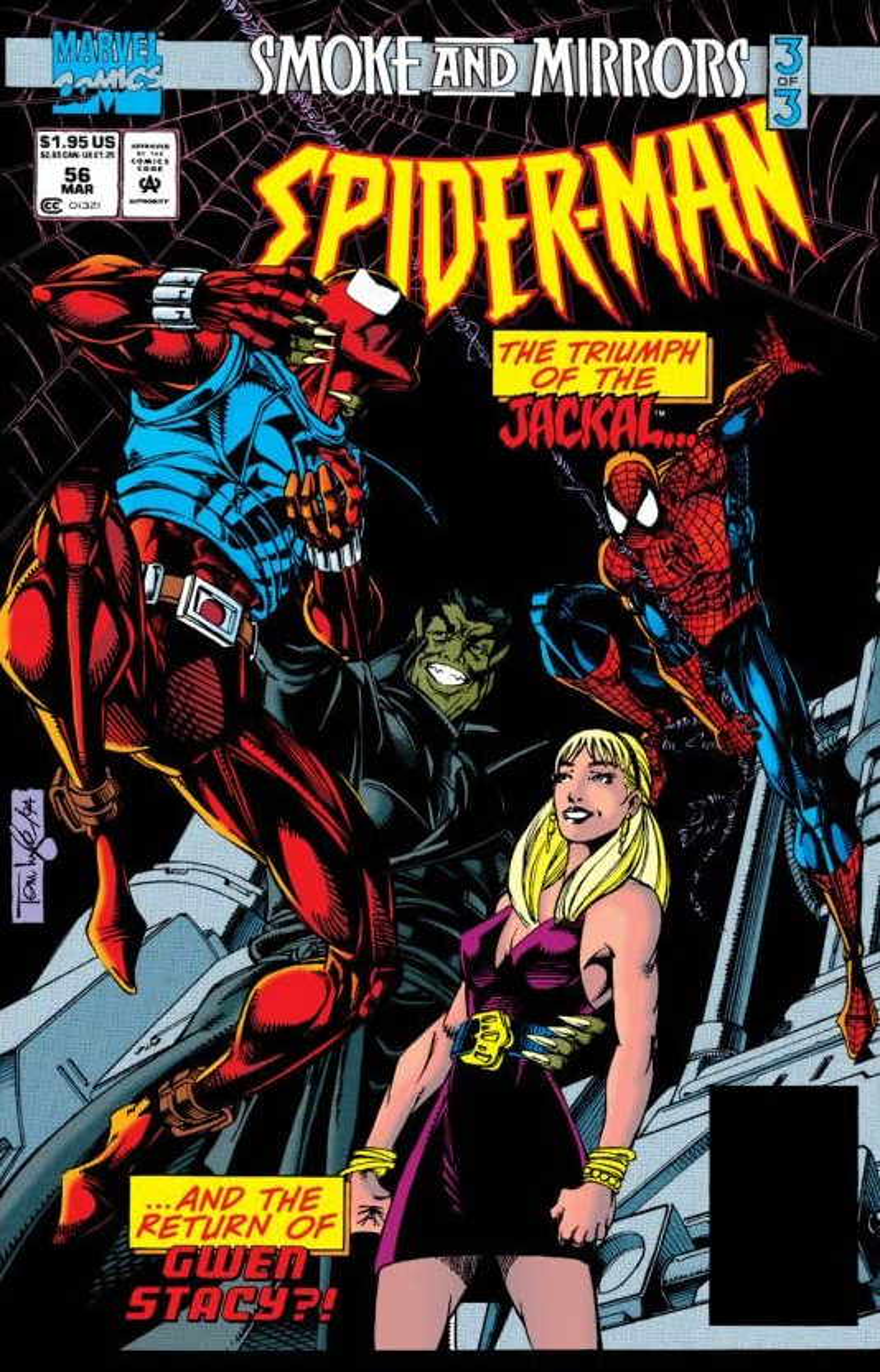 Spider-Man #56