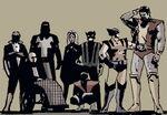 X-Men (Earth-11080) Marvel Universe Vs. Wolverine Vol 1 1