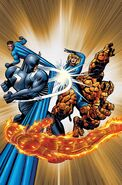 Black Bolt Vol 1 1 Kirby 100th Anniversary Variant Textless