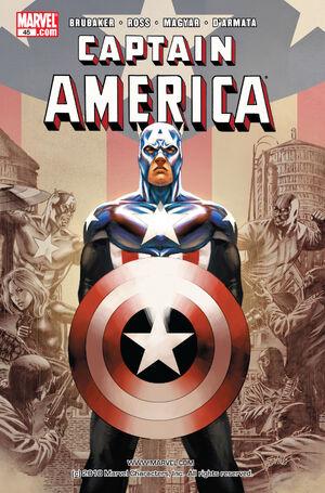 Captain America Vol 5 45