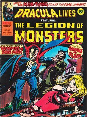 Dracula Lives (UK) Vol 1 63