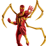 Iron Spider (Earth-12041) 002