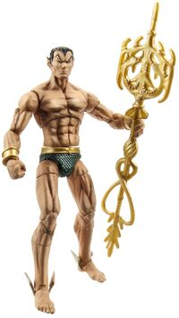 Namor Mckenzie (Earth-616) from Marvel Universe (Toys) Series 3 Wave XV 0001