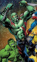 Arthur Douglas (Earth-616) from Avengers Assemble Vol 2 6 cover