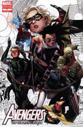 Avengers The Children's Crusade Vol 1 1 Young Avengers Variant