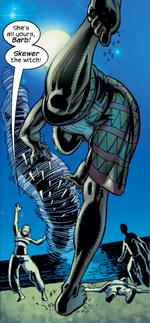 Barb (Spikes) (Earth-616) from X-Treme X-Men Vol 1 33 0001