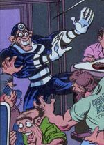 Bullseye (Lester) (Earth-9047) from What The-- Vol 1 22