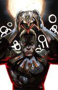 International Iron Man Vol 1 6 Black Panther Variant Textless