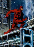 Matthew Murdock (Earth-616) from Marvel Masterpieces Trading Cards 1992 0001