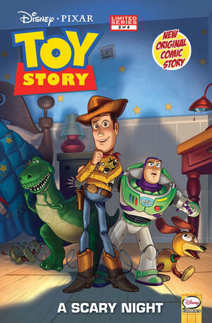 Toy Story Vol 1 2 Textless