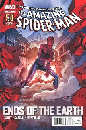 Amazing Spider-Man Vol 1 686