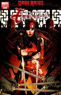 Dark Reign Elektra Vol 1 1 Mann Variant