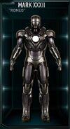Iron Man Armor MK XXXII (Earth-199999)