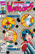 New Warriors Vol 1 35